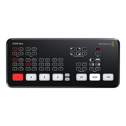 BLACKMAGIC ATEM Mini - Video Switcher