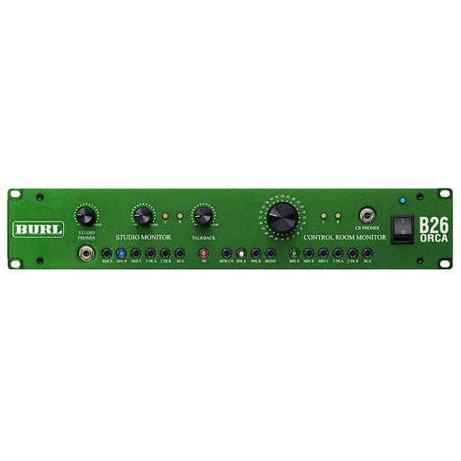 Burl B26 Orca - Control Room Monitor with 6 Stereo Inputs - B-Stock