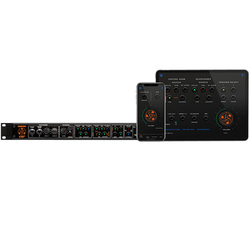 Dangerous D-Box+ 8 Channel - Monitor Controller, Summing Mixer, D/A Converter , Remote controllable via app - B-Stock (Ex-Demo)