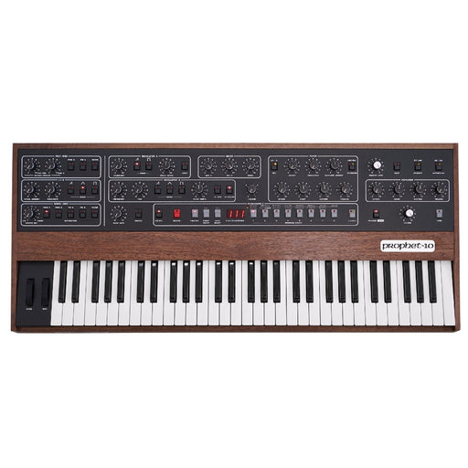 Sequential Prophet 10 Keyboard - Polyphonic Analogue
