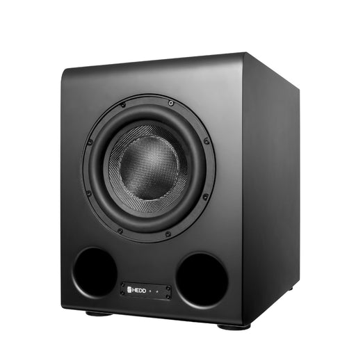 "HEDD BASS 08 - 8"" / 300W Subwoofer with DSP"