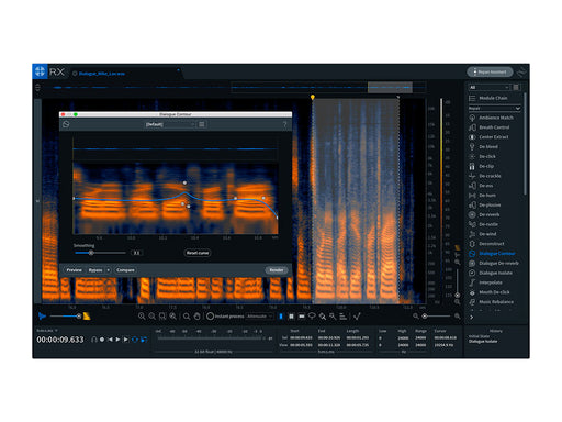 iZotope RX7 Advanced Update from RX 1-6 Standard