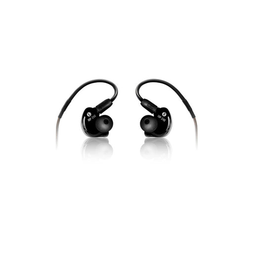 Mackie MP 240 BTA Dual Hybrid Driver Professional In-Ear Monitors with Bluetooth Adapter.