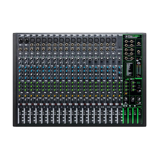 Mackie ProFX22 V3 - 22 Channel Mixer with Effects and USB