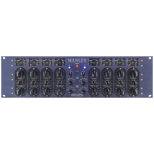 Manley Massive Passive EQ Dual Channel