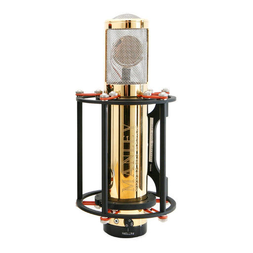 Manley Reference Gold Multi Pattern Tube Microphone - B-Stock (Ex-Demo)