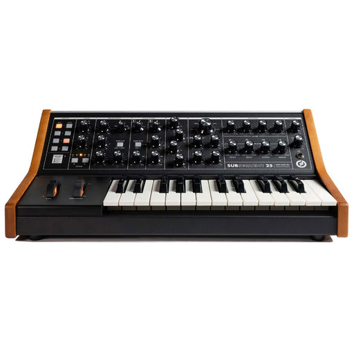 Moog SubSequent 25 -  2-note paraphonic analog synthesizer