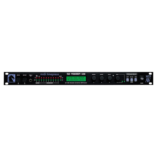 MOTU MTP AV USB 8 channel midi interface (used)