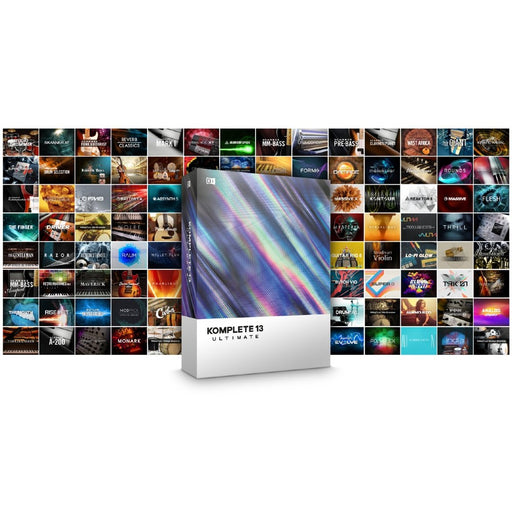 Native Instruments Komplete 13 Ultimate - Software Bundle