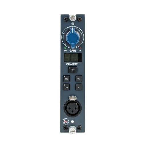 AMS Neve 1081R Air Mic Preamp Module for 1081R Rack (Blue)