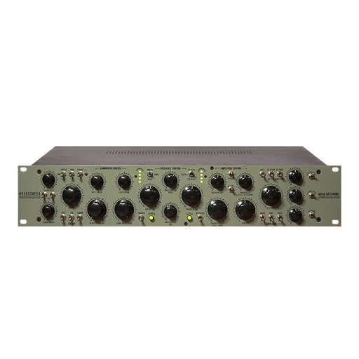 Overstayer Modular Channel 8755DS - Stereo Analogue Channel Strip