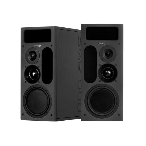 PMC IB2S-AII Activated Studio Monitors in Neo Black. (Pair)