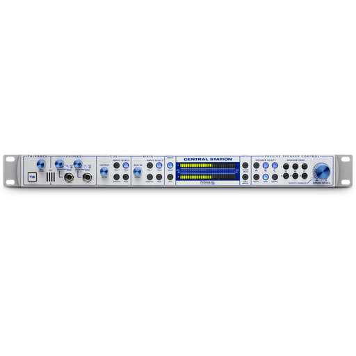 PreSonus Central Station Plus with CSR-1 remote