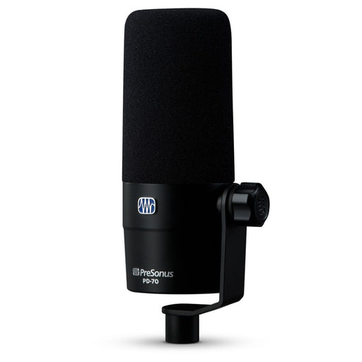 PreSonus PD70 - Dynamic Vocal Microphone for Broadcast, Podcasting and Live Streaming
