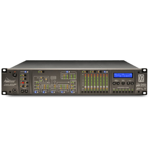 Prism ADA8XR-AES - Audio Processor 8 ch A/D & D/A with AES