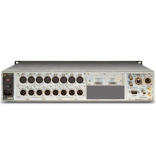 Prism ADA8XR-PTHDX - Audio Processor 8 channels 24-bit,192kHz A/D & D/A with Pro-Tools HDX I/O