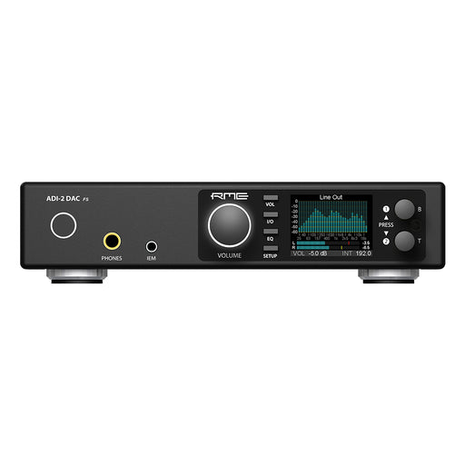 RME ADI-2 DAC FS - Extreme Power Headphone Amplifier & Reference-Class USB DAC