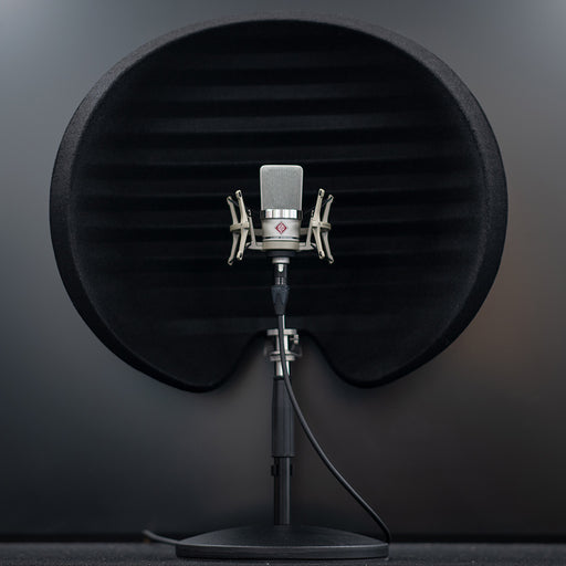 Home Studio Bundle 01 Inc. Neumann TLM102, Aston Halo, TableTop Stand & Mic Cable