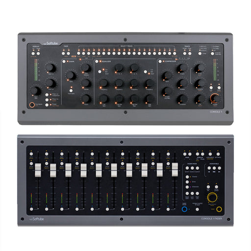 Softube Console and Fader 1 - Bundle