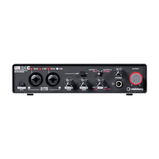Steinberg UR24C USB 3 Audio & Midi Interface