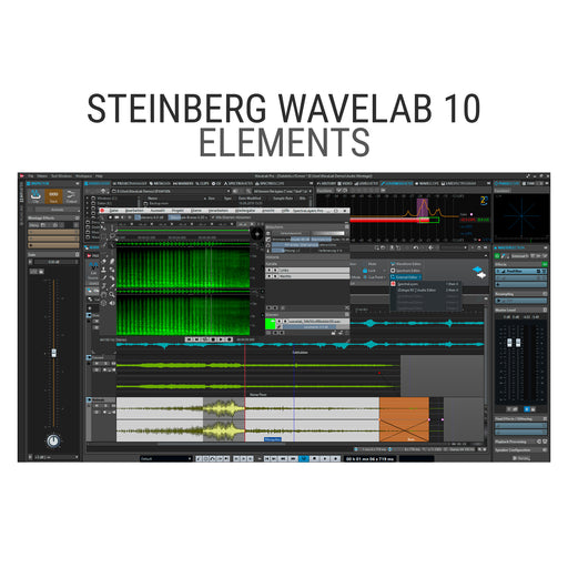 Steinberg WaveLab 10 Elements