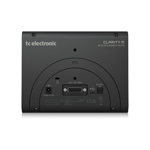 TC Electronic Clarity M - 5.1 Surround Sound Desktop Audio Meter