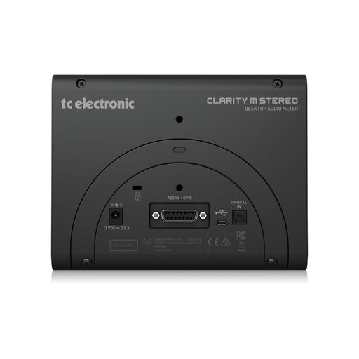 TC Electronic Clarity M Stereo - Desktop Audio Meter