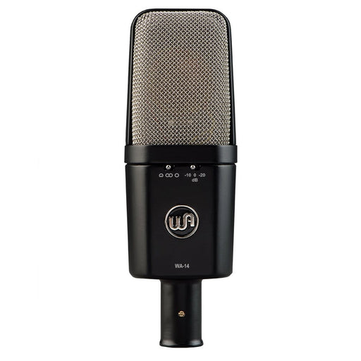 Warm Audio WA14 - large diaphragm condenser microphone with CK12-style capsule