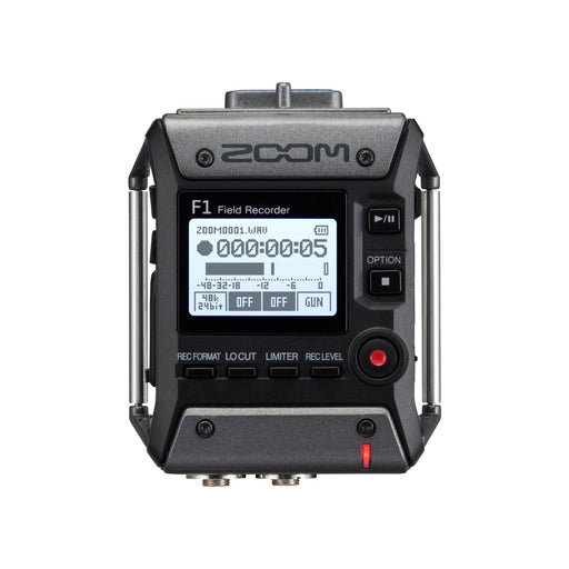 Zoom F1-SP - Zoom F1 Field Recorder + Shotgun Mic