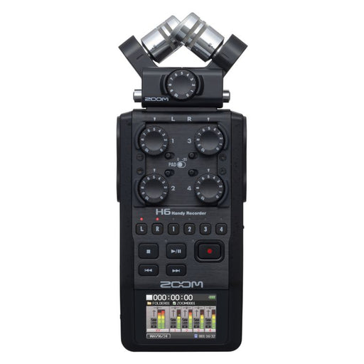 Zoom H6 Handheld Recorder
