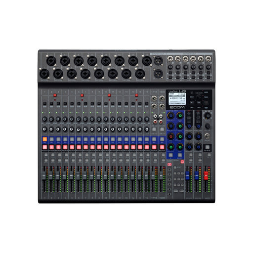 Zoom L-20 - LiveTrak - Digital Mixer and Recorder