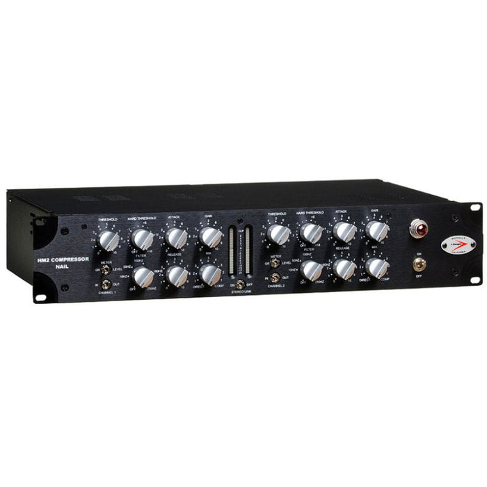 A-Designs HM-2 Nail - 2-Channel Valve/Hybrid Tracking/Bus Compressor