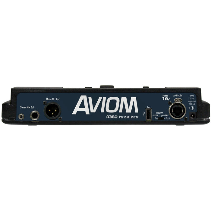 Aviom A-360 36 channel personal mixer
