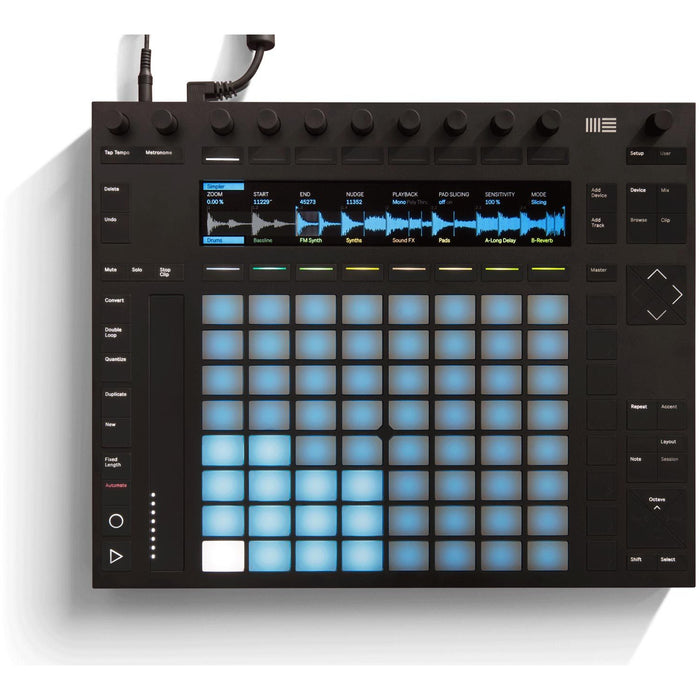 Ableton PUSH 2 Instrument Top