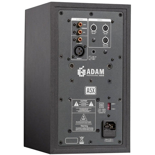 "Adam A5X - Active Nearfield Monitor, 2-way, 5.5"" woofer - Single"