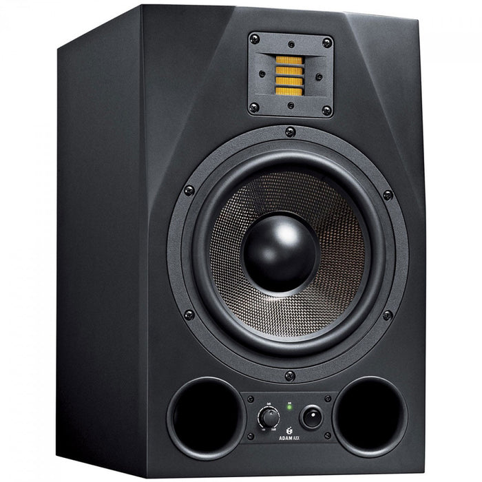 "Adam A8X - Active Nearfield Monitor, 2-way, 8.5"" woofer - Single Front"
