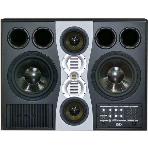 "Adam S6X - Main Monitor, 4-Way, 2x12"" Woofer - Single Front"