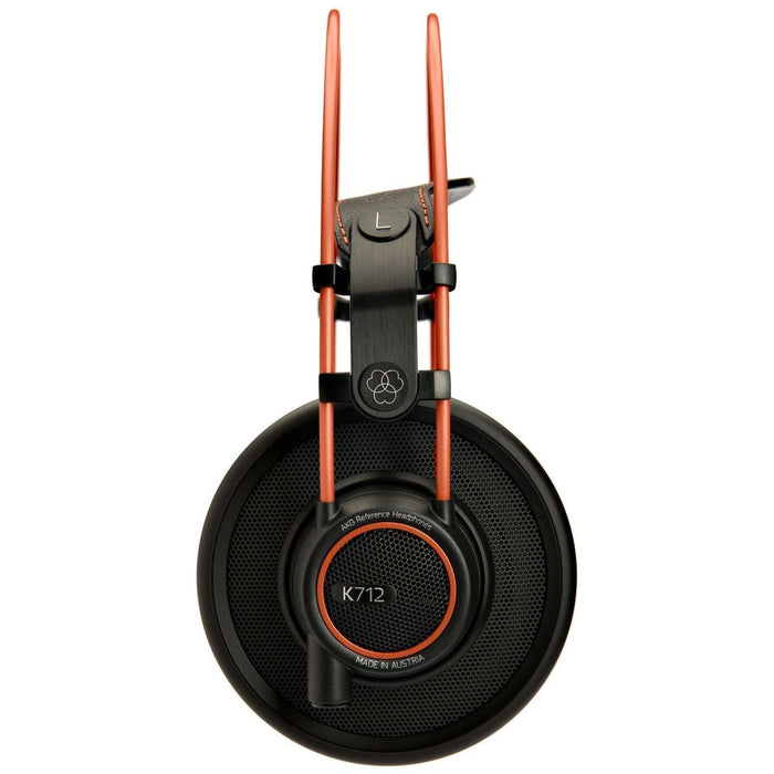 AKG K712 PRO - Open, Over-ear Reference Headphones
