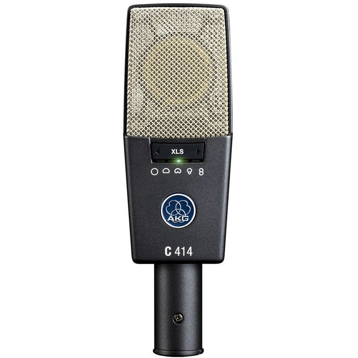 AKG C414 XLS Large Diaphram Condenser Microphone - B-Stock