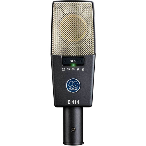 AKG C414-XLS/ST Stereo Pair - Large-diaphragm Condenser Microphone