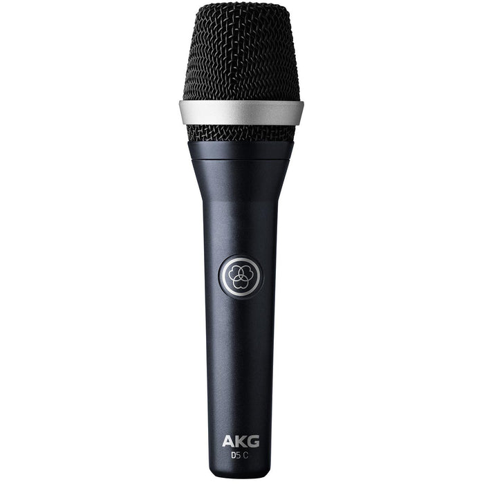AKG D5C - Dynamic Vocal Microphone for High SPL Applications