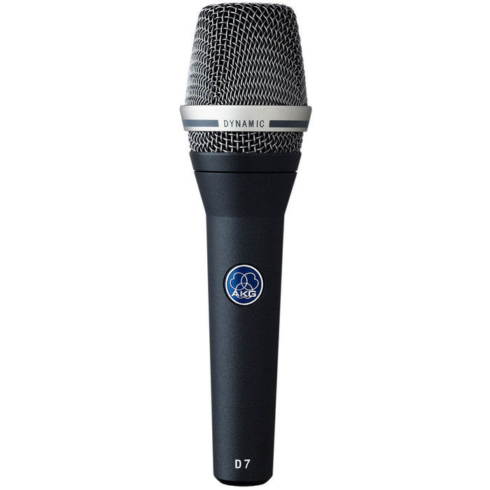 AKG D7 - Dynamic Vocal Microphone
