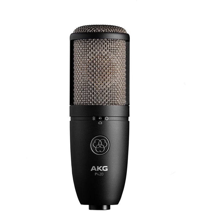 AKG Perception P420 - Dual-Capsule True Condenser Microphone