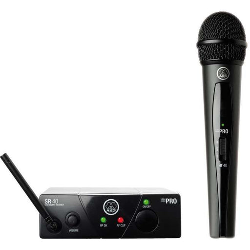 AKG WMS40 Mini Single Wireless Vocal System