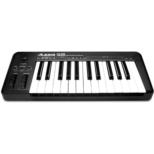 Alesis Q25 - 25 Key USB MIDI Keyboard