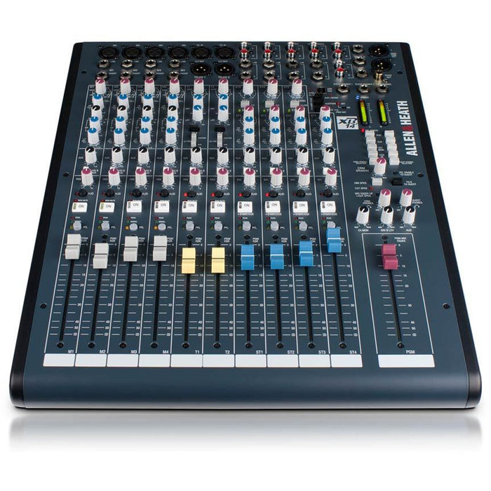 Allen & Heath XB14 2 Compact Broadcast Mixer