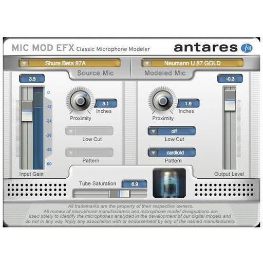 Antares AVOX 4 - Vocal Toolkit Software