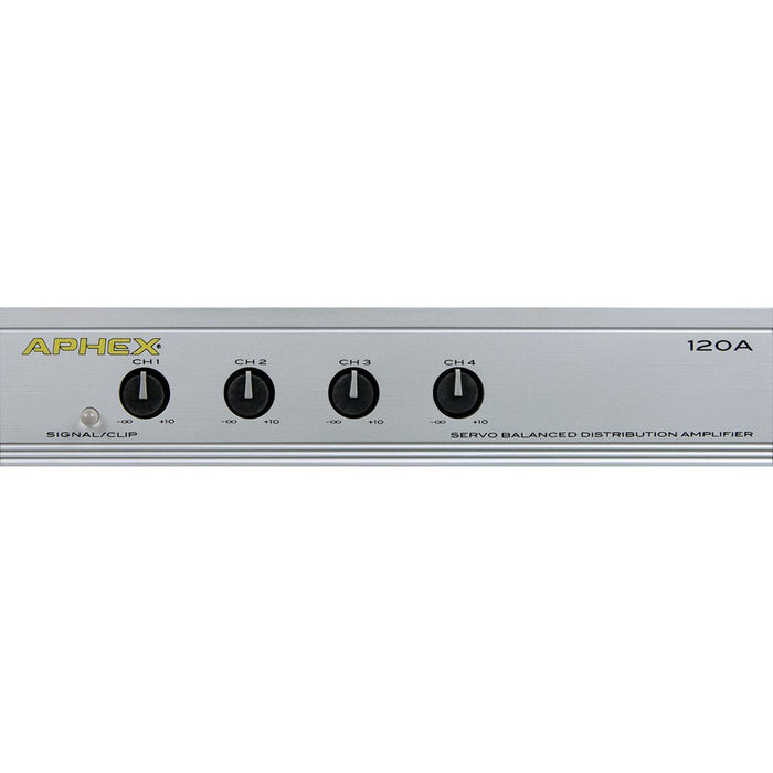 Aphex 120A Audio Distribution Amplifier - 1 in, 4 out