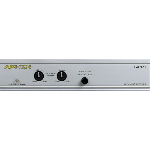 Aphex 124A Level Matching Interface - Bi-directional Stereo