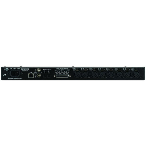 Aphex 188 - 8-Channel Remote Controlled Mic Preamplifier